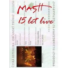 MASH - DVD 15 let LIVE
